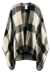 Anna Field Cape Black Beige