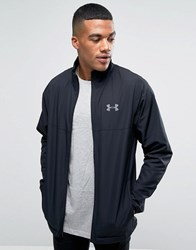 Under Armour Warm Up Jacket In Black 1248452 001 Black