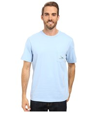 Vineyard Vines Short Sleeve Sport And Sail Pocket T Shirt Cloud Men's T Shirt White