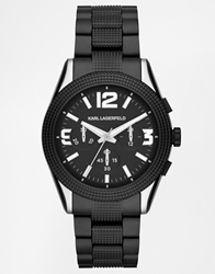 Karl Lagerfeld Kurator Black Watch Kl2801