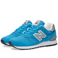 New Balance M670sbl Made In England Blue