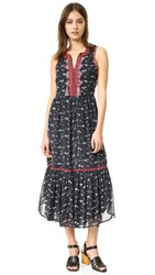 Ulla Johnson Leena Dress Midnight