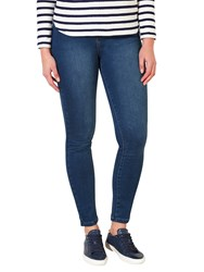 John Lewis Collection Weekend By Lex Super Stretch Skinny Jeans Mid Blue