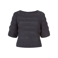 People Tree Tillie Jumper Grey