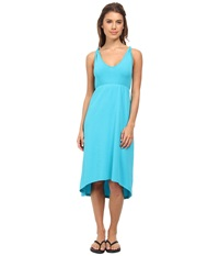 Kavu Ravenna Dress Scuba Blue Women's Dress