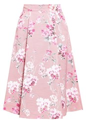 Miss Selfridge Aline Skirt Pink