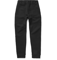 A.P.C. Cotton Jersey Sweatpants Black