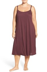 Natori Plus Size Women's 'Shangri La' Nightgown