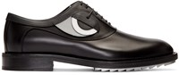 Fendi Black Eye Appliqua Oxfords