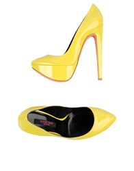 Ruthie Davis Pumps Yellow