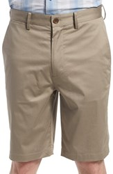 Men's Vince Cotton Sateen Urban Shorts