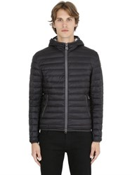 Colmar Originals Hooded Nylon Down Jacket