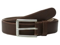 Will Leather Goods 35Mm Skiver Brown Men's Belts