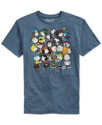 Jem Peanuts Play Collage T Shirt