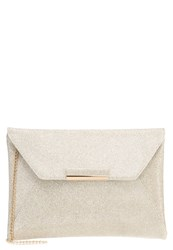 Dorothy Perkins Clutch Gold