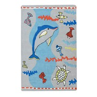 Designers Guild Whale Of A Time Rug 120X170cm