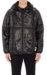 Final Home Jacquard Tech Satin Jacket Black