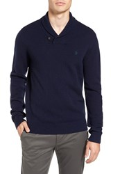 Original Penguin Men's Shawl Collar Wool Sweater