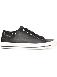 Diesel 'Exposure Iv Low W' Sneakers Black