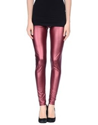 Soallure Leggings Garnet