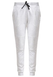 Hype Tracksuit Bottoms Multi Off White