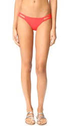 Vitamin A Neutra Hipster Bottoms Fire Coral