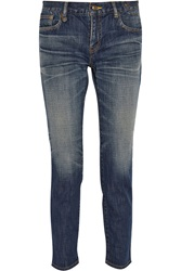 R 13 Relaxed Low Rise Skinny Jeans