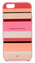 Kate Spade My Place In The Sun Iphone 6 6S Case Pink Multi