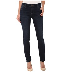 Kut From The Kloth Mia Toothpick Skinny Jeans In Approve Approve Women's Jeans Black
