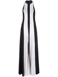 Osklen Sleeveless Long Gown White