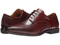 Florsheim Forum Bike Toe Oxford Cognac Smooth Men's Plain Toe Shoes Neutral