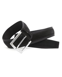 Menlook Label Elliot Black Black Belt