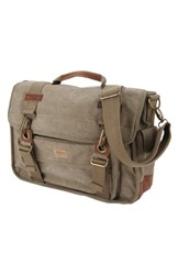 Men's A. Kurtz 'Dogwood' Messenger Bag Green Military Green