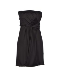 Jasmine Di Milo Short Dresses Black