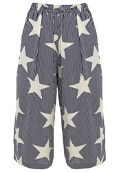 Anonyme Designers Trousers Blue