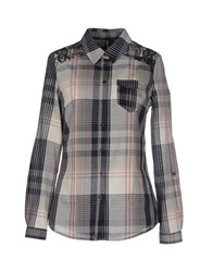 Naf Naf Shirts Shirts Women Grey