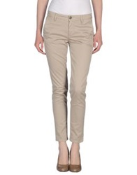 Tombolini Casual Pants Beige