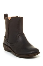 Ugg Neevah Genuine Sheepskin Lined Bootie Black