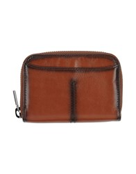 Tod's Small Leather Goods Coin Purses Men Brown