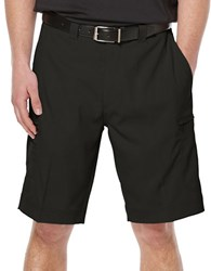 Callaway Performance Flat Front Shorts Black