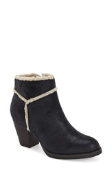 Women's Bc Footwear 'Escapade' Bootie Black Fabric