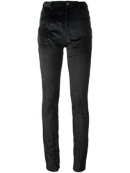 A.F.Vandevorst 'Play Ground' Trousers Black