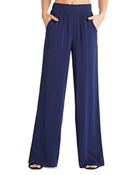 Bcbgeneration Palazzo Pants Deep Blue