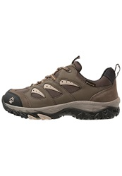 Jack Wolfskin Mtn Storm Texapore Hiking Shoes Sahara Brown
