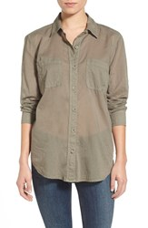 Women's Splendid X Damsel The Cotton Collection Button Front Shirt