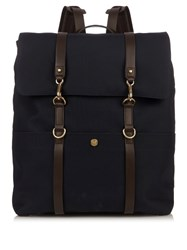 Mismo M S Waterproof Backpack Navy Multi