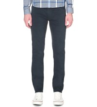 Citizens Of Humanity Bower Slim Fit Stretch Cotton Trousers Gallent