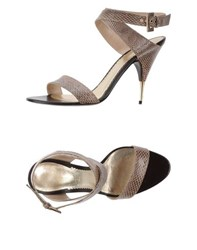 Giorgio Armani Footwear Sandals Women