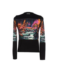 Balenciaga Knitwear Jumpers Men Black