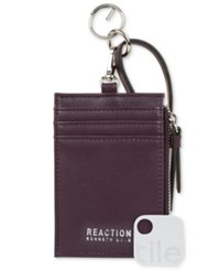 Kenneth Cole Reaction Lanyard Wallet With Tracker Blackberry